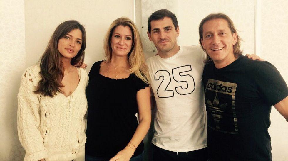 ¿Volverá Sara Carbonero a Telecinco tras la excedencia?