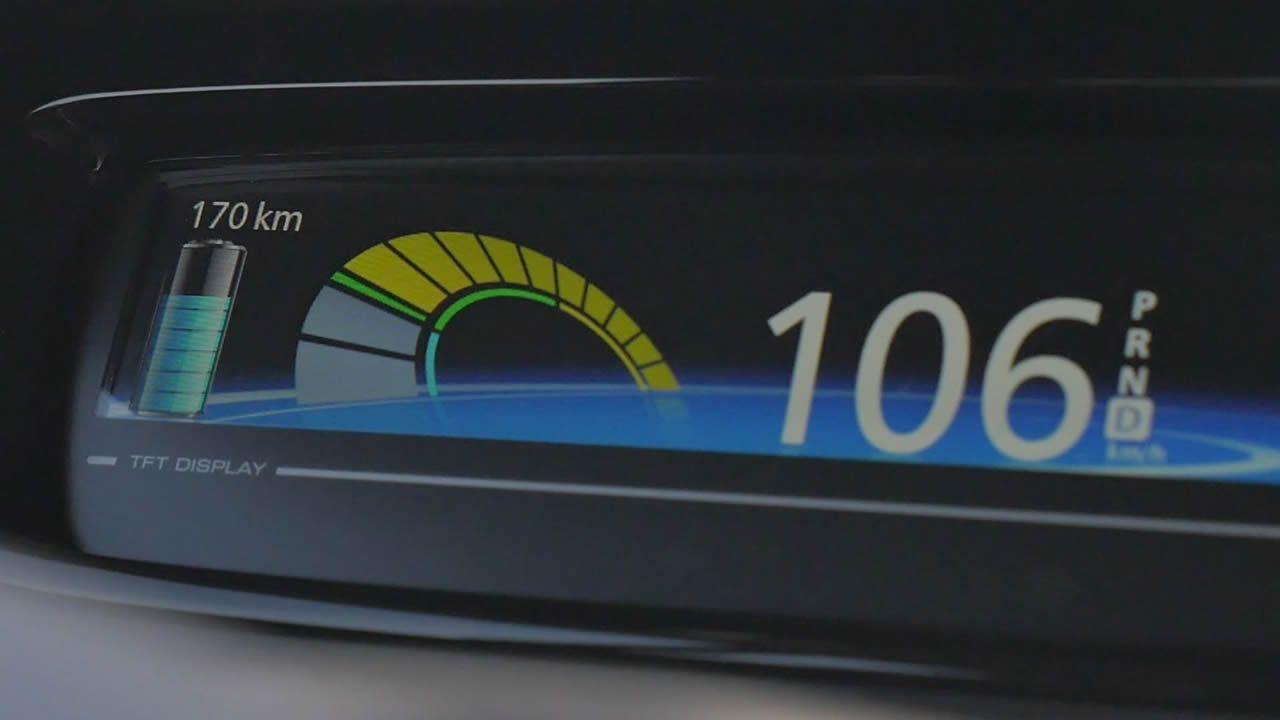 A velocidades altas constantes como en autovía o autopista se reduce la autonomía