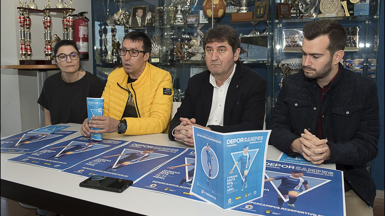 El Deportivo ha sumado un solo triunfo en Riazor durante los tres últimos meses