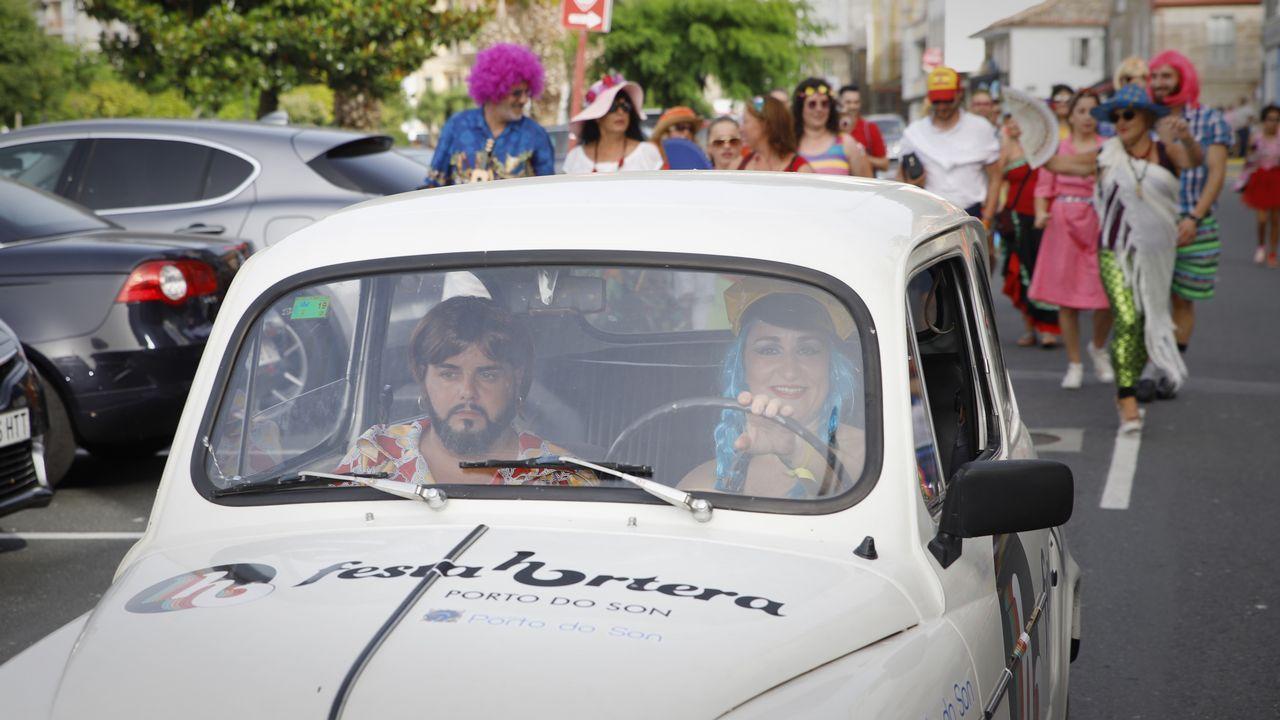 ¡Mira aquí las mejores imágenes de la Festa Hortera de Porto do Son!.
