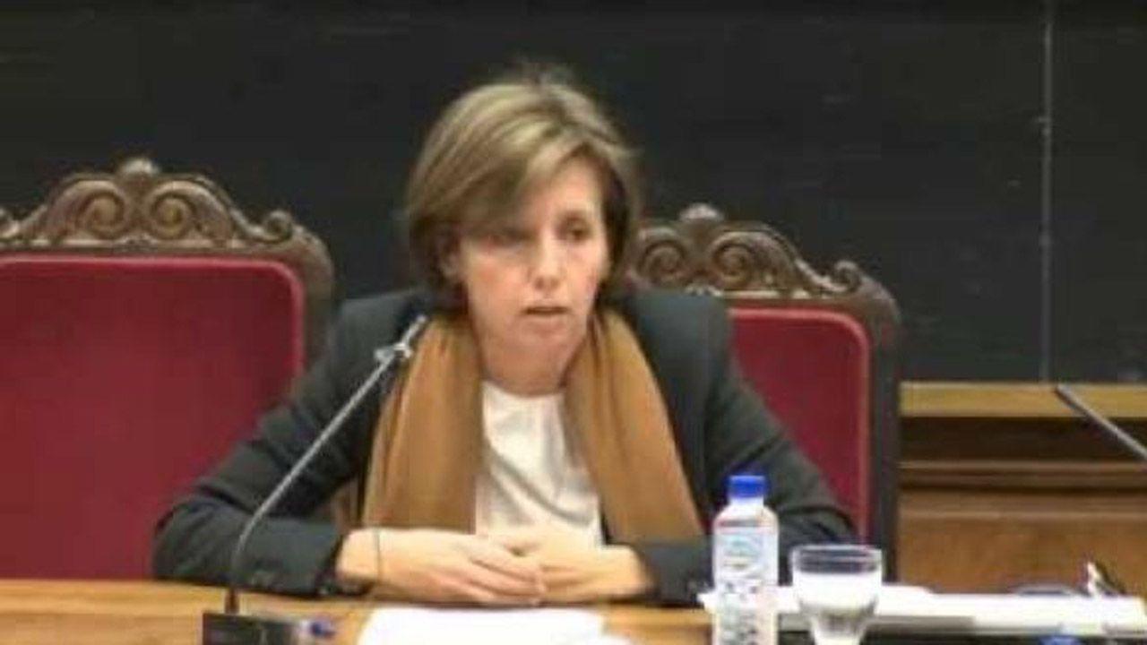 Registro en la sede de UGT Asturias.Begoña Sesma, nueva presidenta del Consejo Consultivo del Principado de Asturias