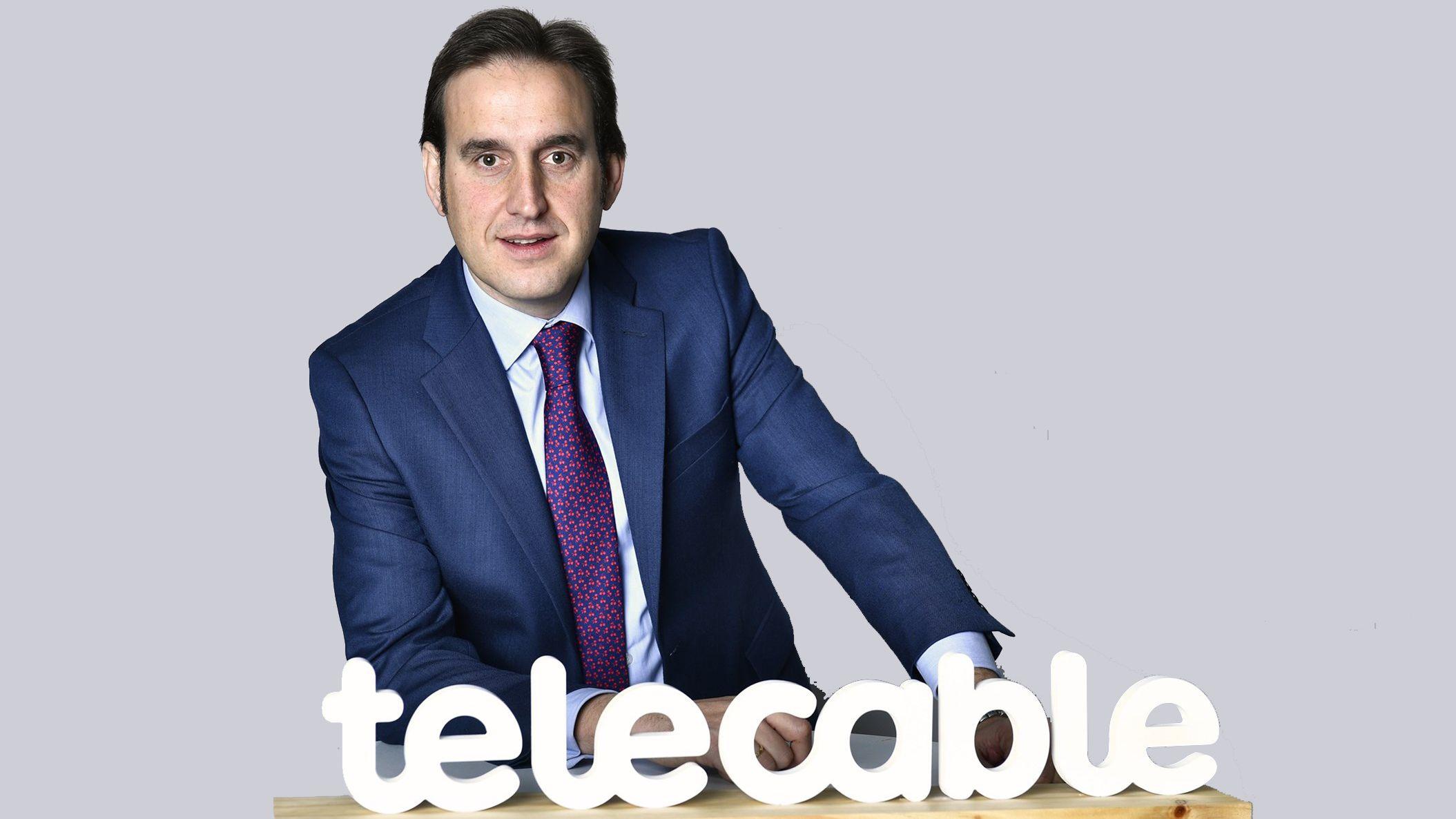 .José Antonio Vázquez, nuevo director general de Telecable