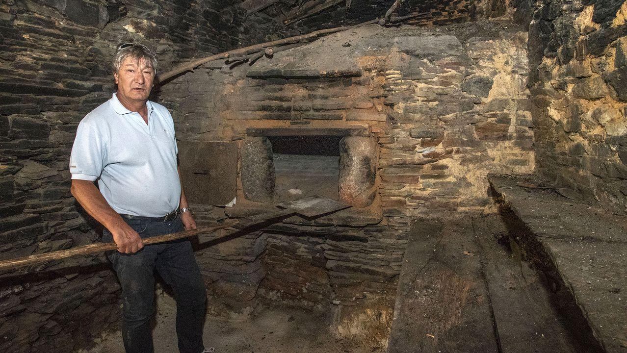 En la aldea se conserva un horno comunal que los vecinos usaban por turnos escogidos cada mes mediante un sorteo
