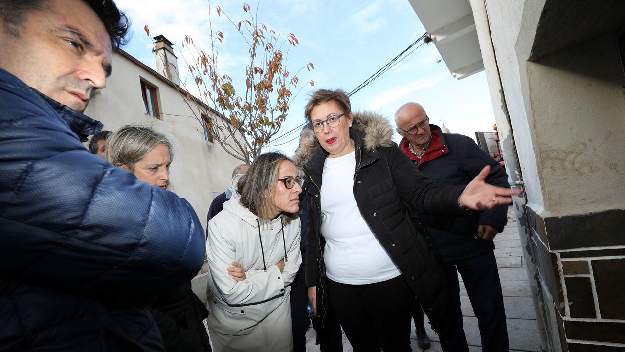 Presentación de Evencio Ferrero como candidato a la reelección como alcalde.Lara Álvarez posa en una de sus publicaciones de Instagram