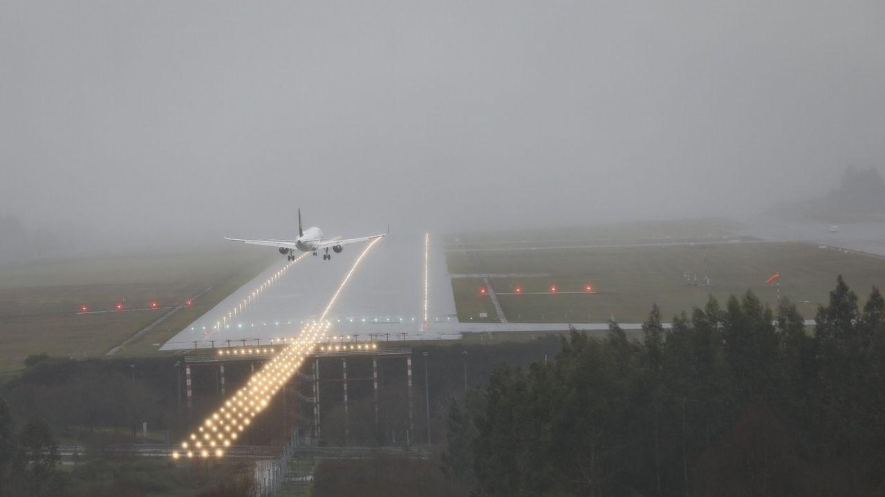 La terminal de Lavacolla alcanza un nuevo récord
