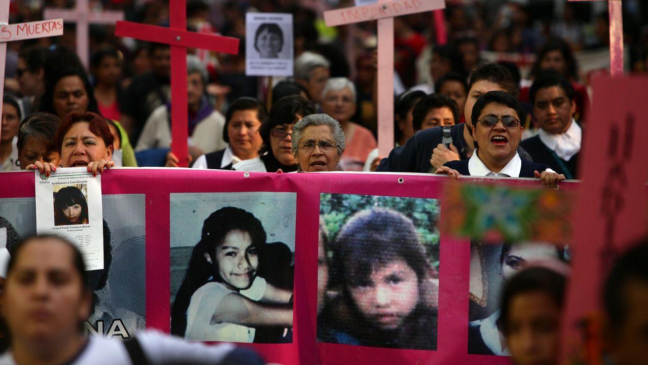.Las mujeres mexicanas llevan años de lucha contra el flagelo de los feminicidios