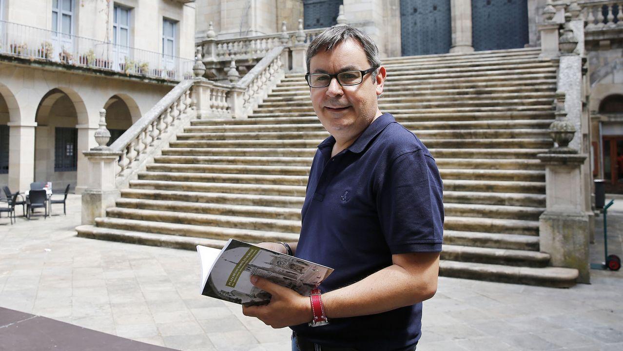 2.000 kilos de ayuda para Marruecos.Obra de Laxeiro de 1937 sen título