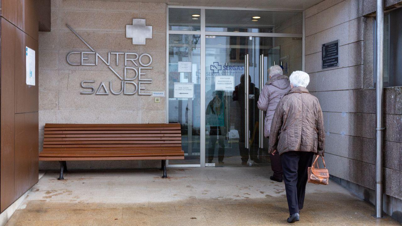 Las imágenes de las inundaciones en varias zonas de Ferrol.Miñanco durante el juicio en la Audiencia Provincial