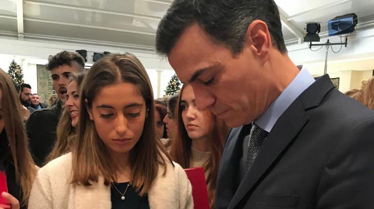 Antonio Resines asiste en Cambados a la gala GaliciAME