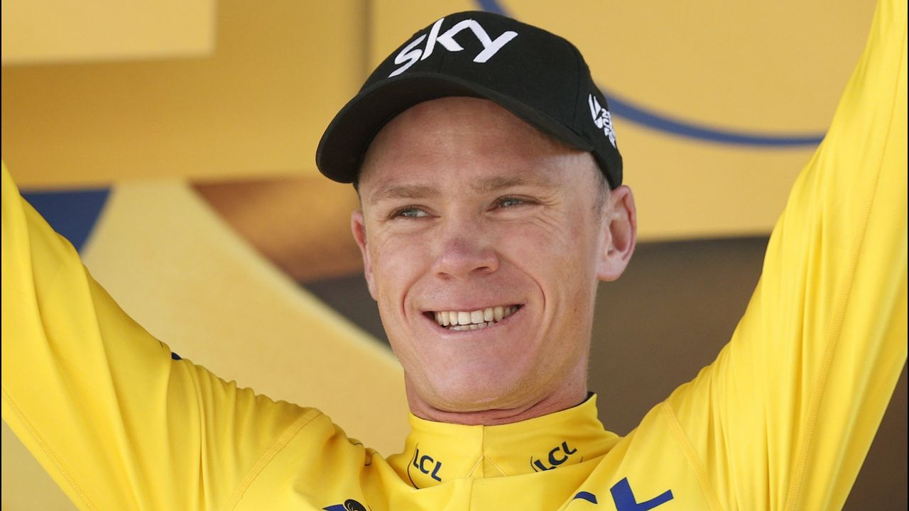 .Christopher Froome
