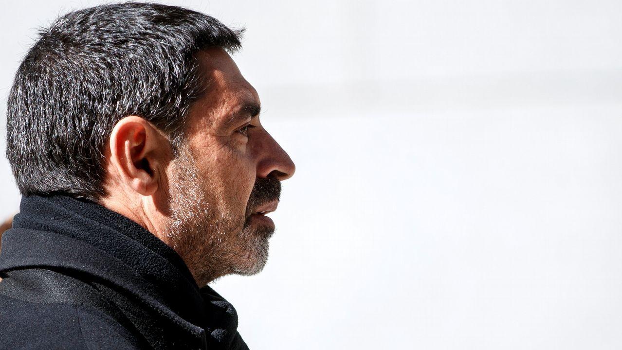 .Josep Lluís Trapero, en una imagen de febrero