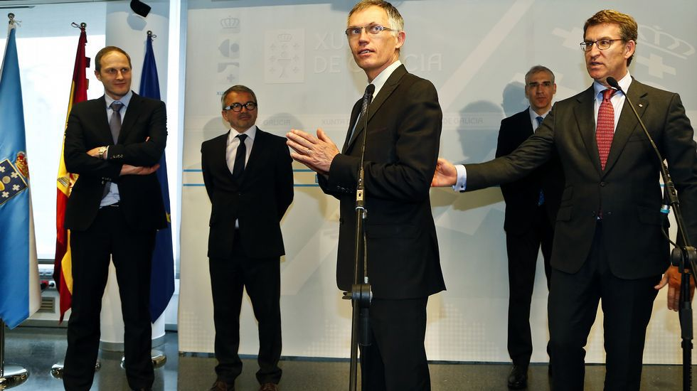 «El nuevo vehículo irá acompañado de una inversión de 640 millones».