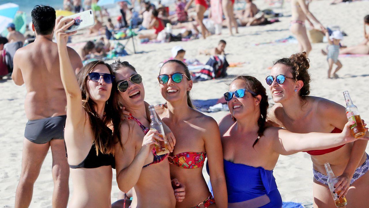 Ferrol.Playa de San Lorenzo