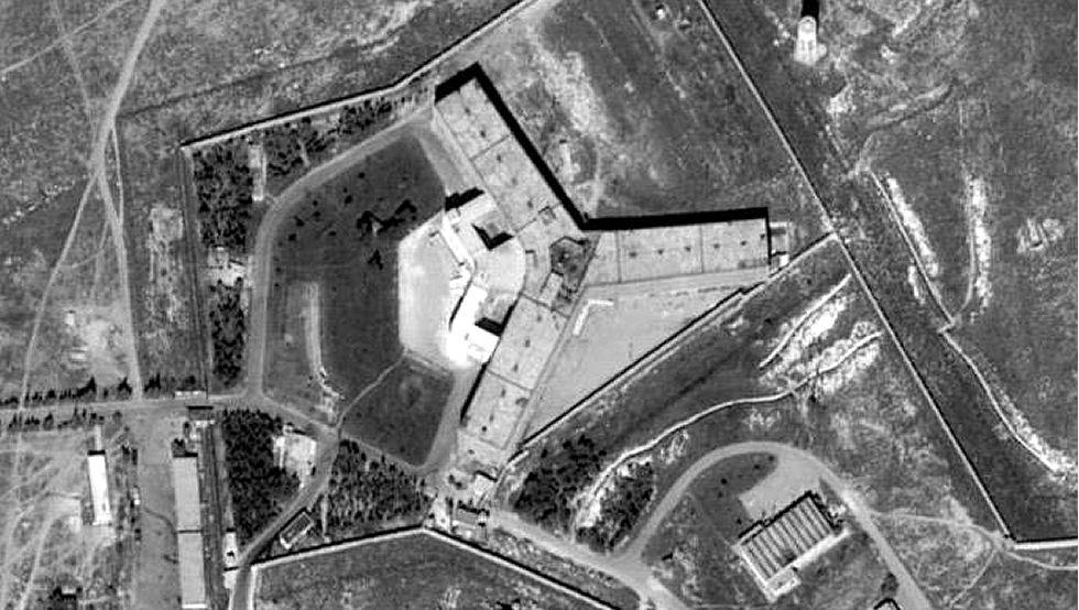 Amnistía Internacional denuncia el exterminio en una cárcel siria del régimen de Al Assad.