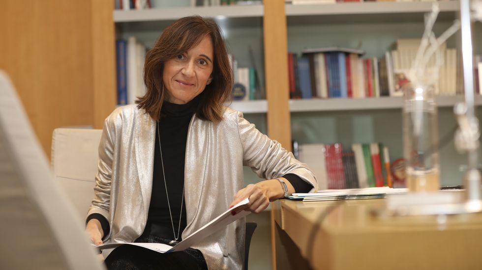 Carmen Pomar quere que os profesores teñan mellor formación en intelixencia emocional.