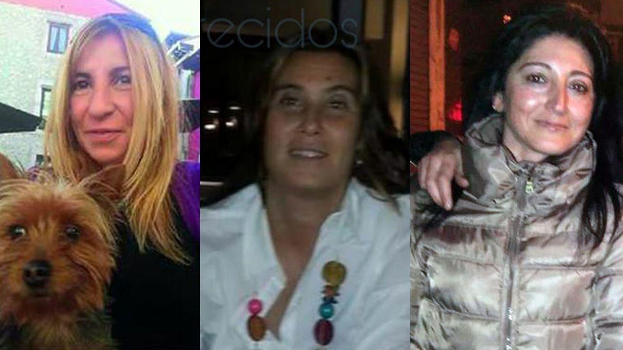La inquietante desaparición de tres mujeres en Asturias.Embalse de Arbón