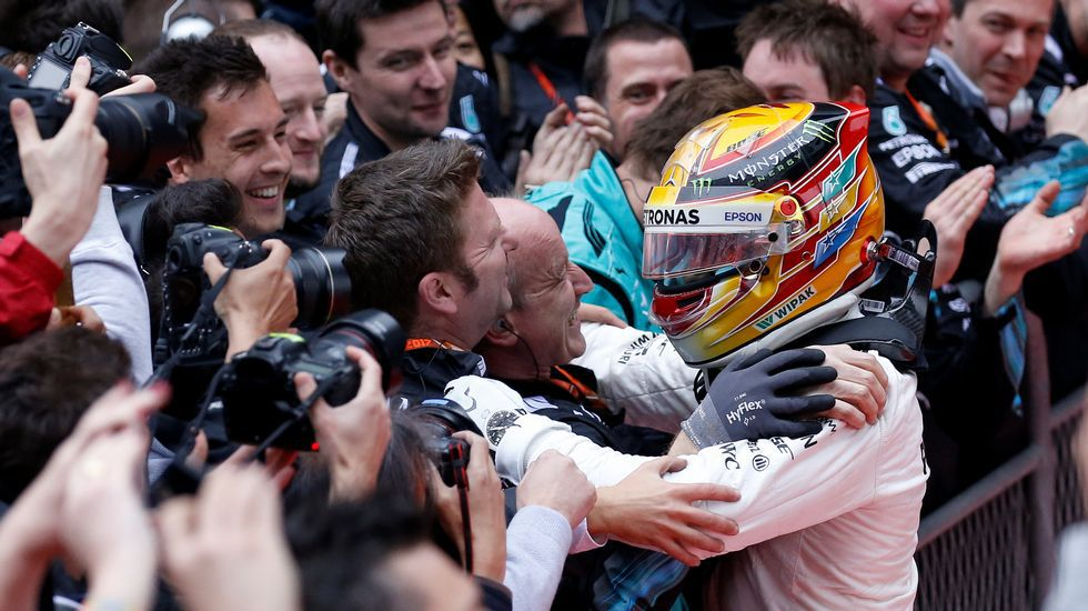 COBIANH.El McLaren-Honda de Alonso en un momento de del Gran Premio de China