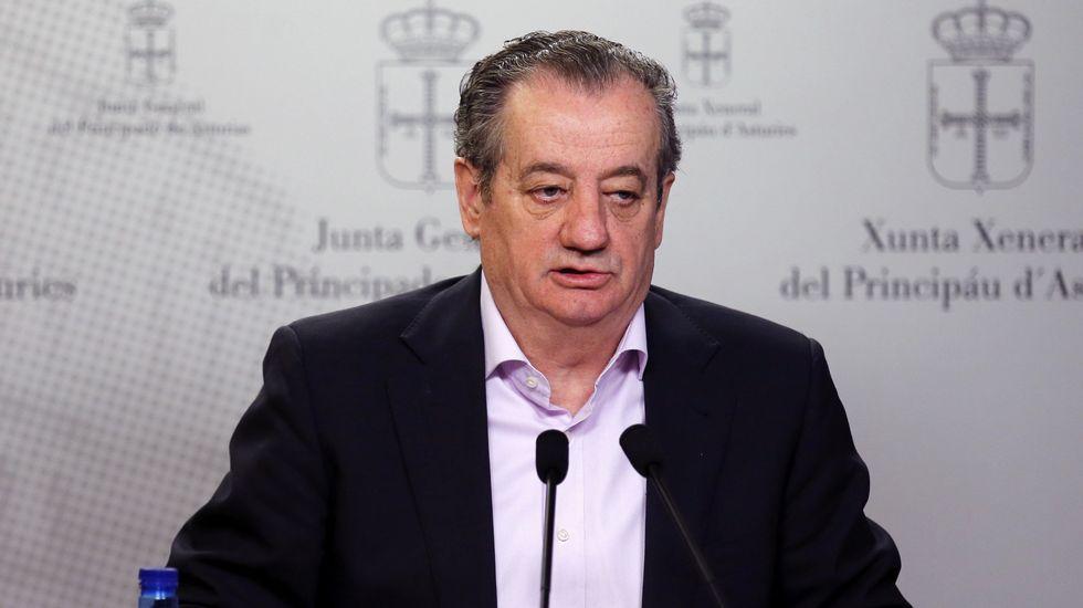 | EFE.El portavoz de Ciudadanos en la Junta General, Nicanor García