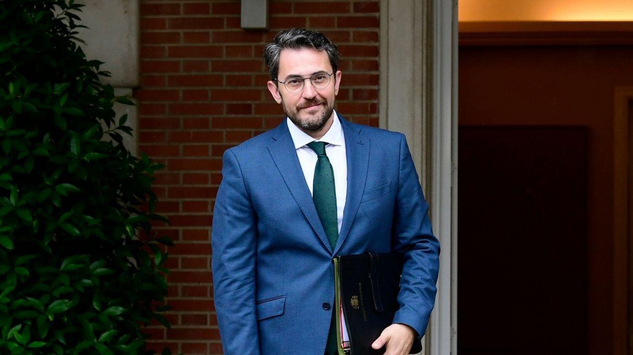 El 'error' fiscal que derrocó a Màxim Huerta.El nuevo ministro de Cultura, José Guirao, tomó posesión con una apelación al consenso y al respeto por «todo y todos»
