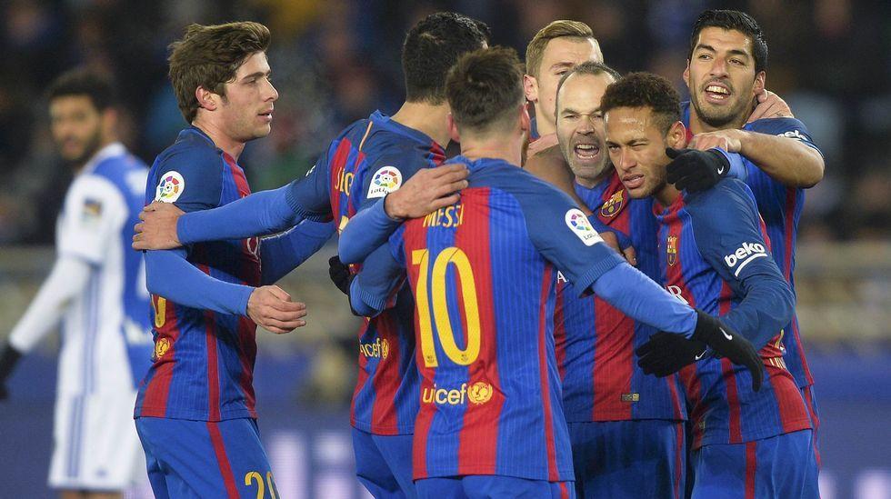 Luis Enrique: «El Eibar siempre presenta dificultades»