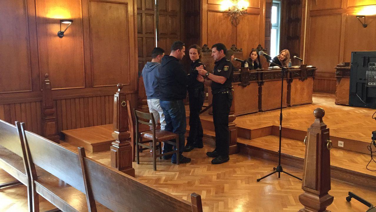 La fiscala rebaja a 15 años la petición de prisión por el crimen de Lérez.