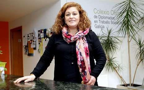 Down España reclama un colegio para Rubén.Tubío destaca el interés suscitado por la experiencia de trabajadores sociales en el accidente del tren.