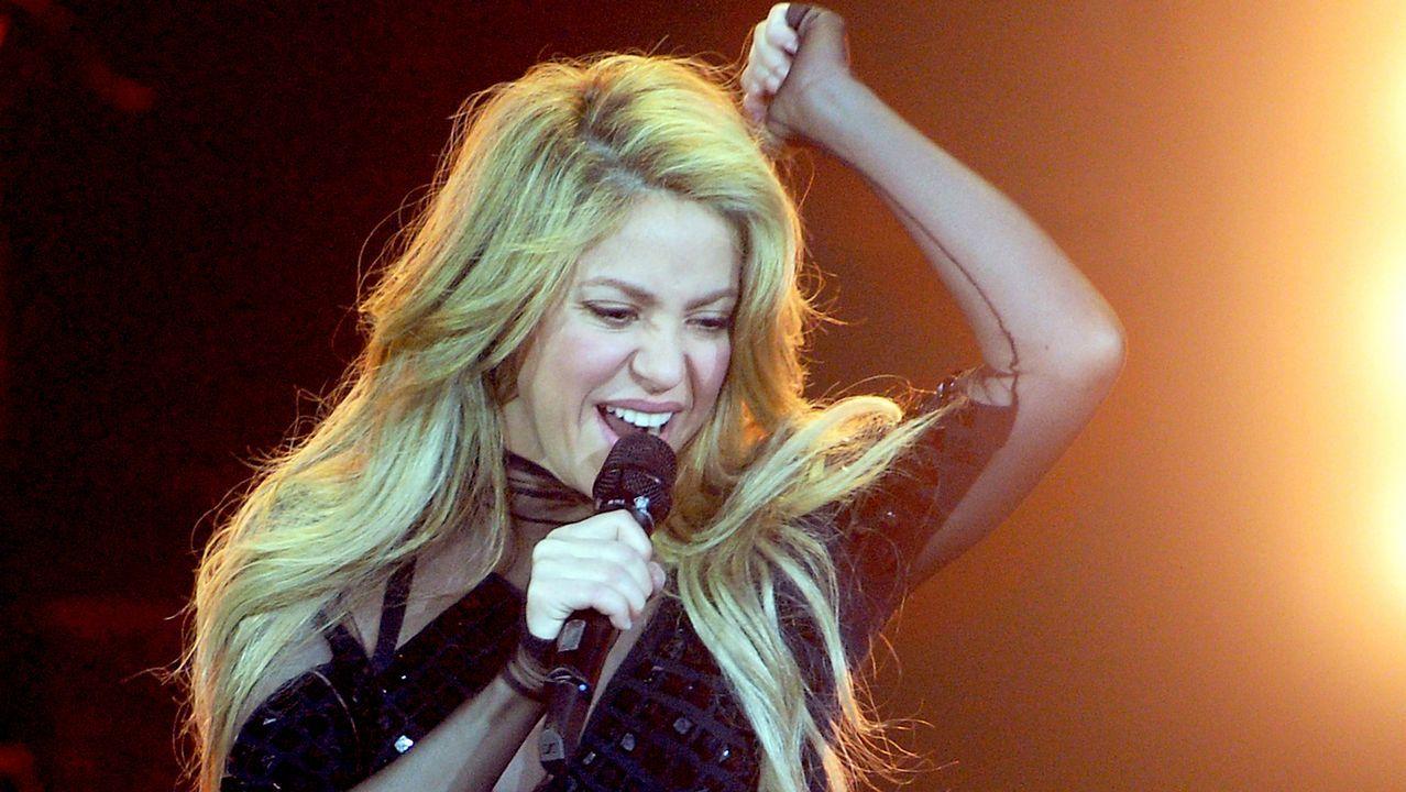 La versión asturiana de Shakira y Carlos Vives«La panceta»