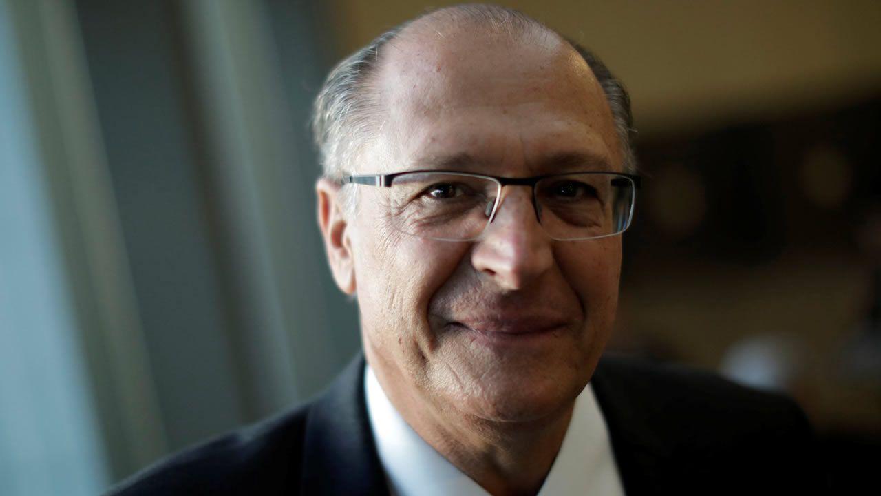 Gerado Alckmin, 65 años: el continuista
