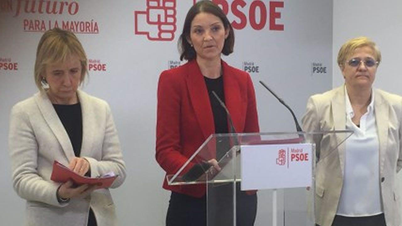 .Ministra de Industria, Comercio y Turismo: Reyes Maroto