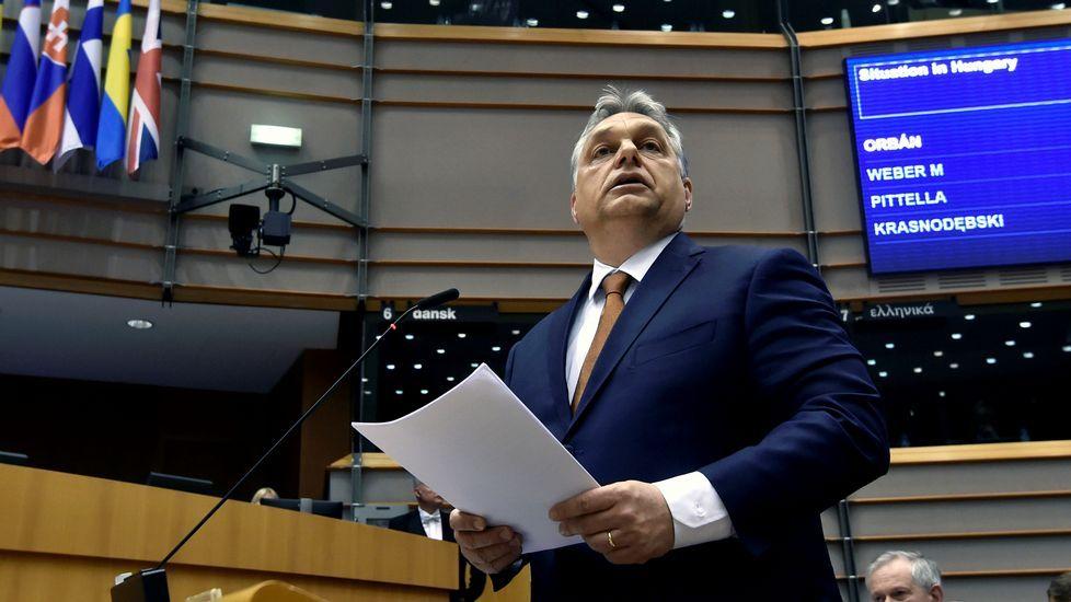 ¿Sabes qué país de Europa es más permisivo con el alcohol?.El primer ministro húngaro, Viktor Orban