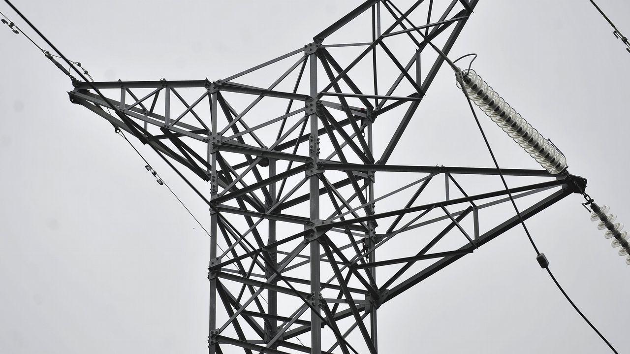 Imagen de archivo de una electrolinera