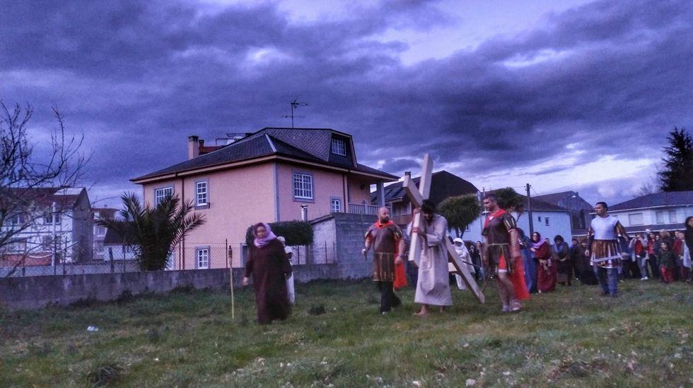 El verdadero centro de Galicia está en Antas de Ulla