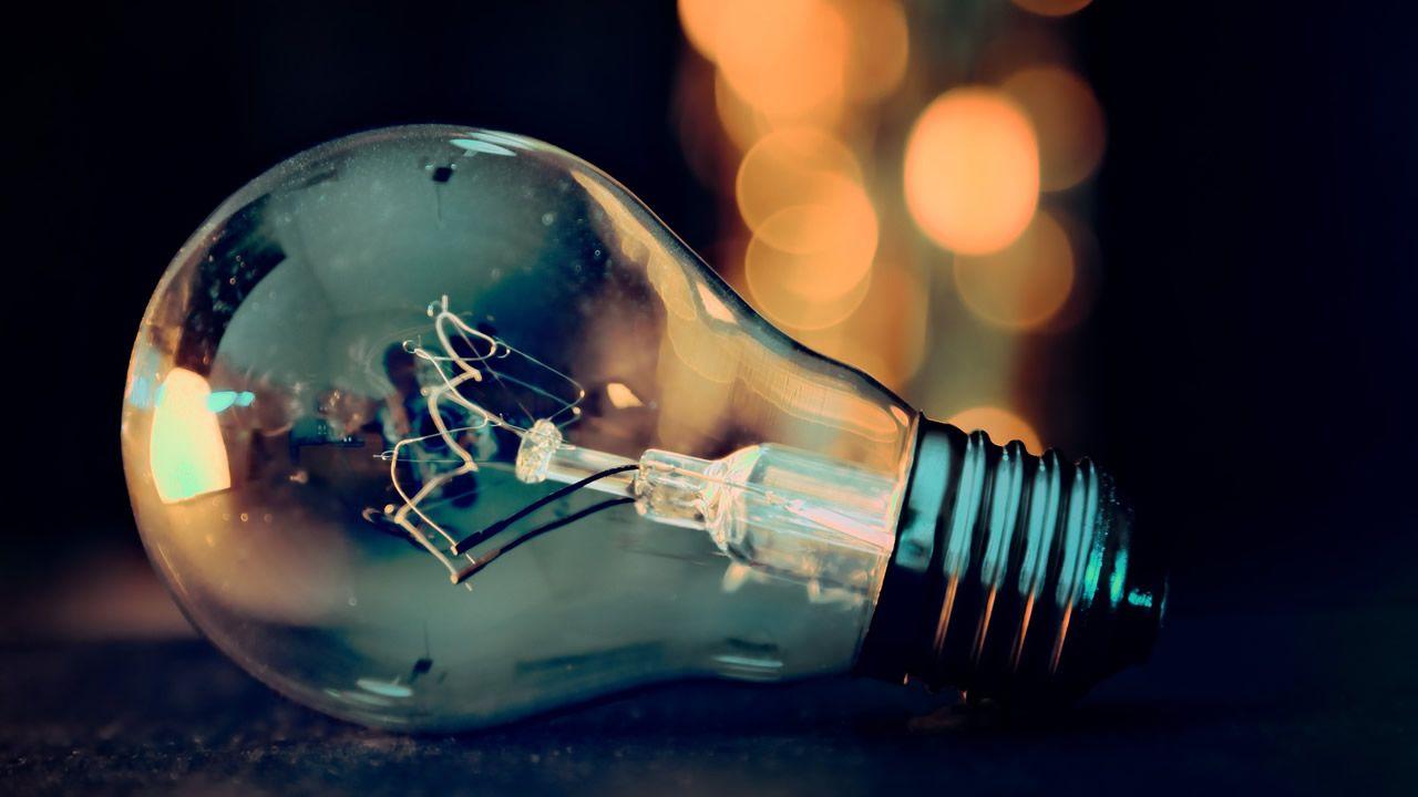 Bombilla incandescente, la que patentó Edison