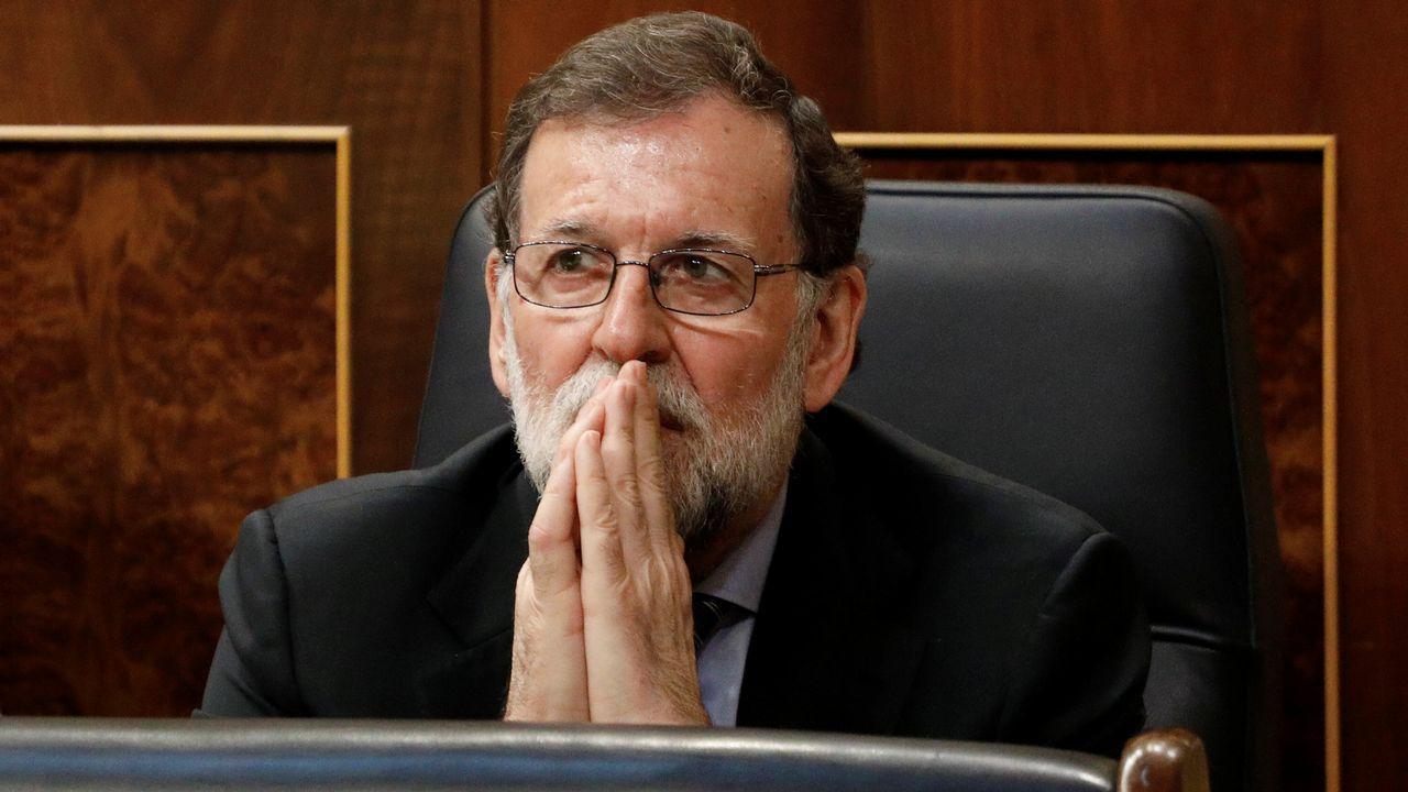 Rajoy afirma que «el PP es mucho más que diez o quince casos aislados» de corrupción.