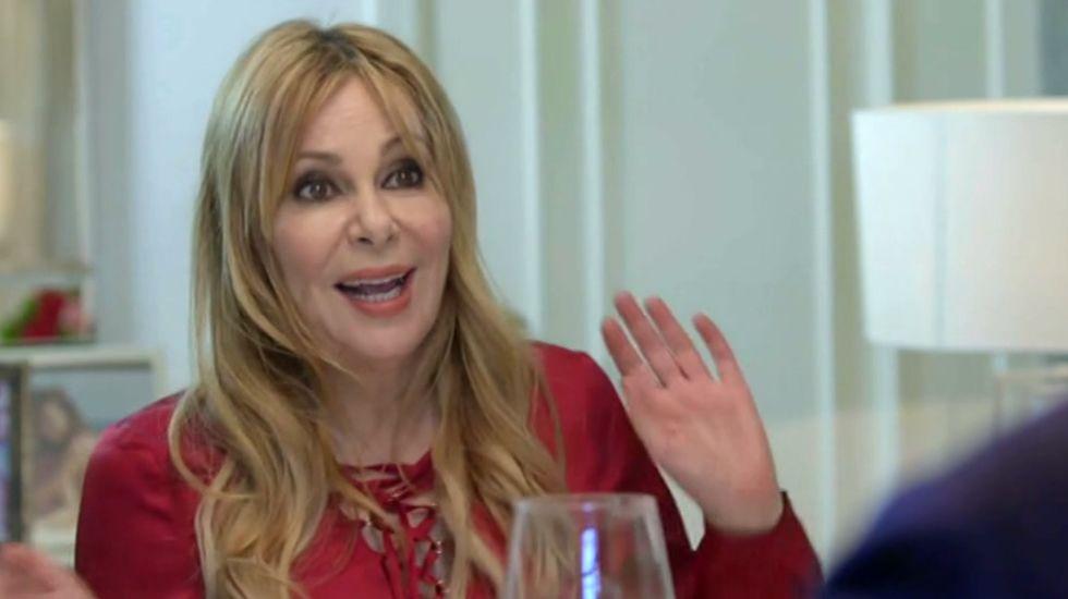 Ana Obregón habla de Fernando Martín