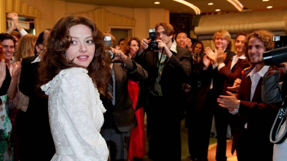 iSteve.Amanda Seyfried en «Lovelace», un filme sobre la protagonista de «Garganta profunda».