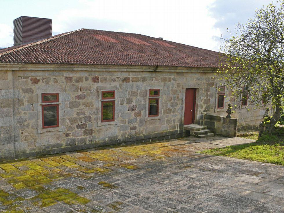 El futuro Museo do Viño de Galicia sigue esperando.