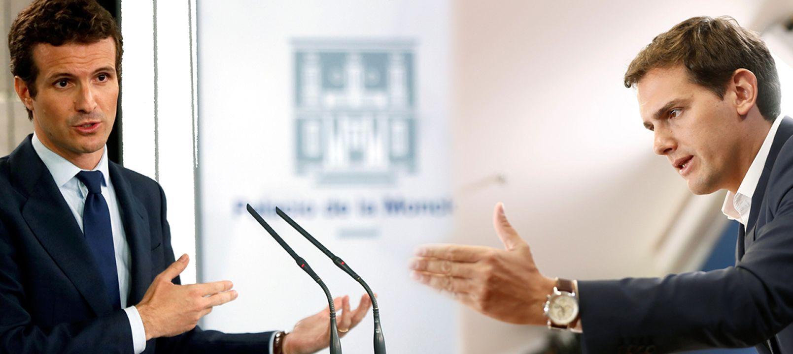 .Adrián Barbón, junto a la delegada del Gobierno, en el Descenso Internacional del Sella