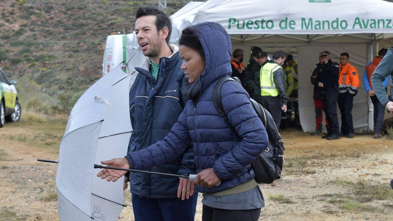 El padre de Gabriel con Ana Julia Quezada, ahora detenida por el crimen del pequeño