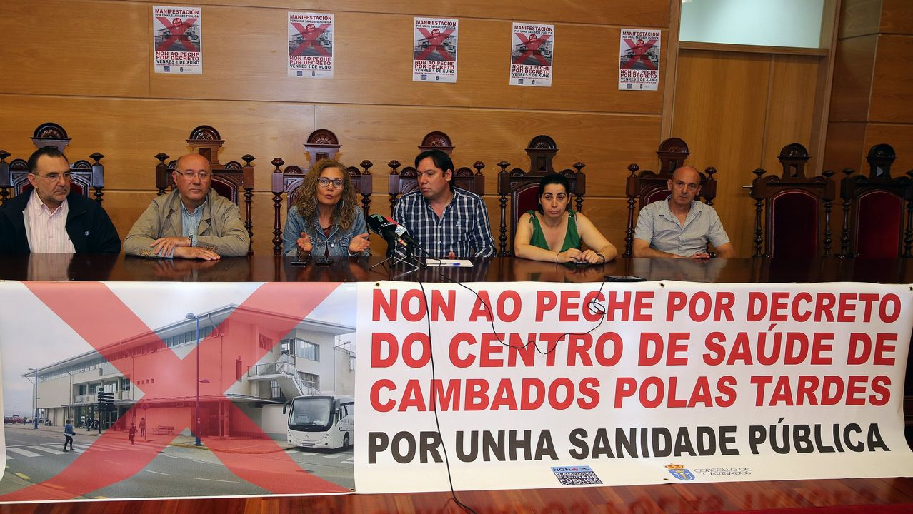 Rajoy disfruta de unos días de descanso enGalicia