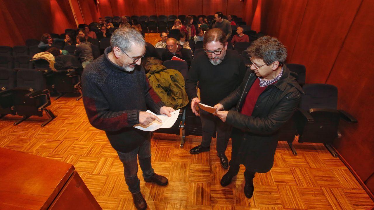 Vigo clama contra la desigualdad.Vista general de la Eurocámara durante una sesión plenaria