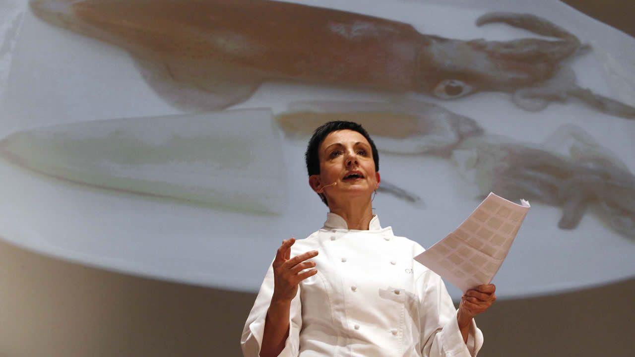 Carmen Ruscadella: «Me despido pero me quedo»