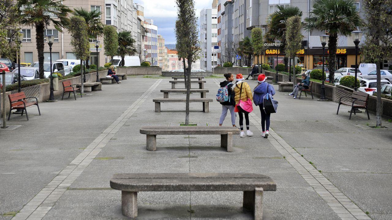 Las imágenes del Fin de Año en A Coruña y comarca.Chema Paz Gago
