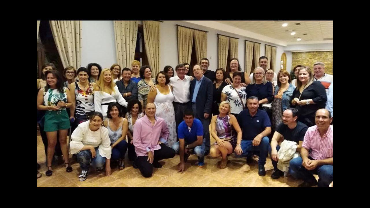 Pase a disposición judicial de los detenidos de la banda latina los Betas