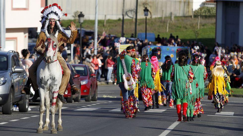 Las fotos del último desfile deestos carnavales