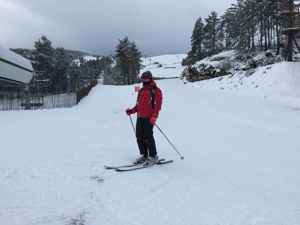 Arranca la temporada de esquí en Manzaneda