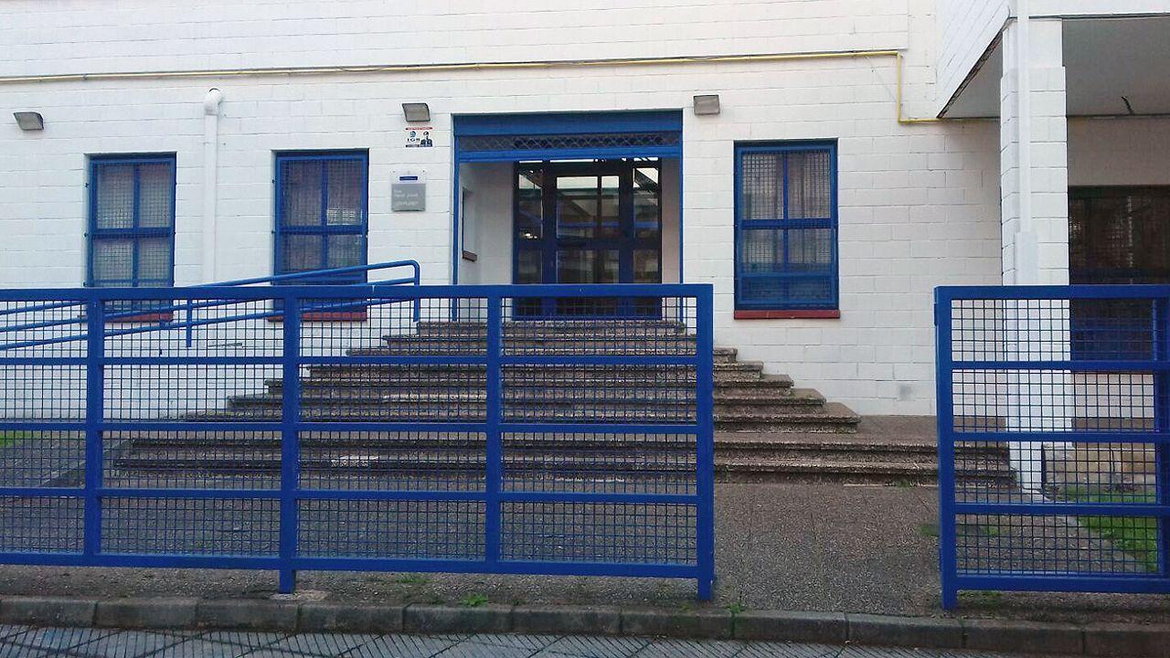 Centro de menores Los Pilares, en Oviedo.Centro de menores Los Pilares, en Oviedo