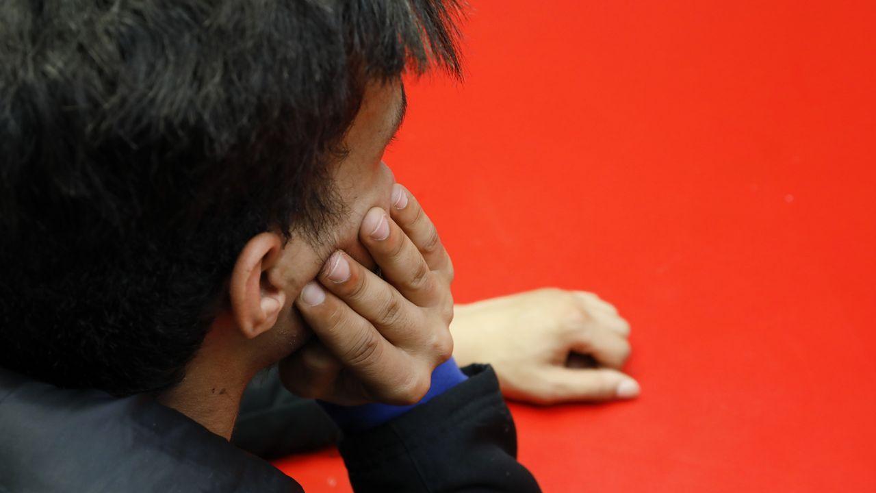 Sadoum, árbitro saharaui en Lugo: «Me sentí humillado y vejado».Miles de personas salieron a la calle para recordar a King