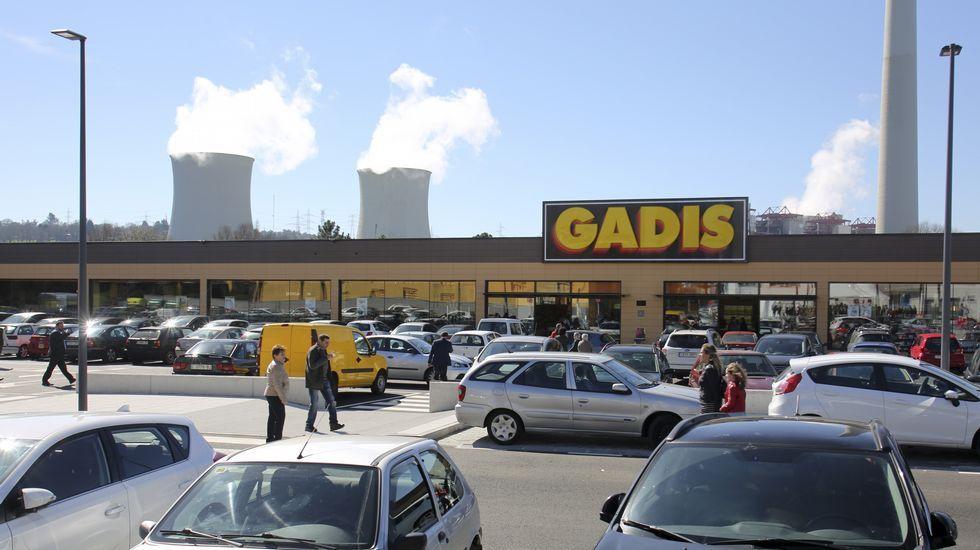 Gadisa abre en As Pontes una de sus mayores superficies comerciales.