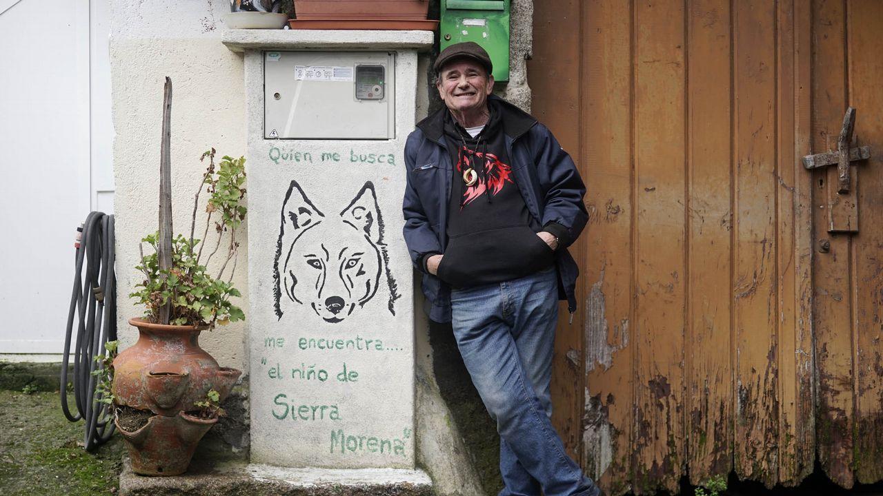 «Sueño con volver a vivir entre lobos».